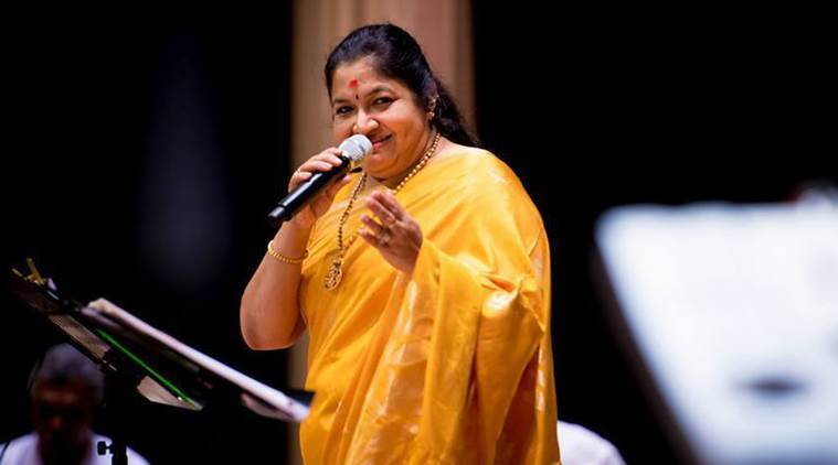 K. S. Chithra super singer junior judges