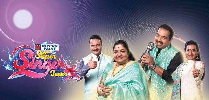 Super singer Result and Judges
