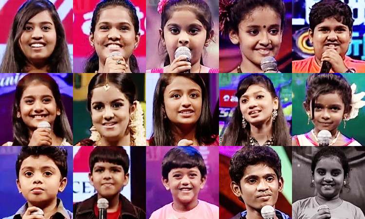 Super singer result