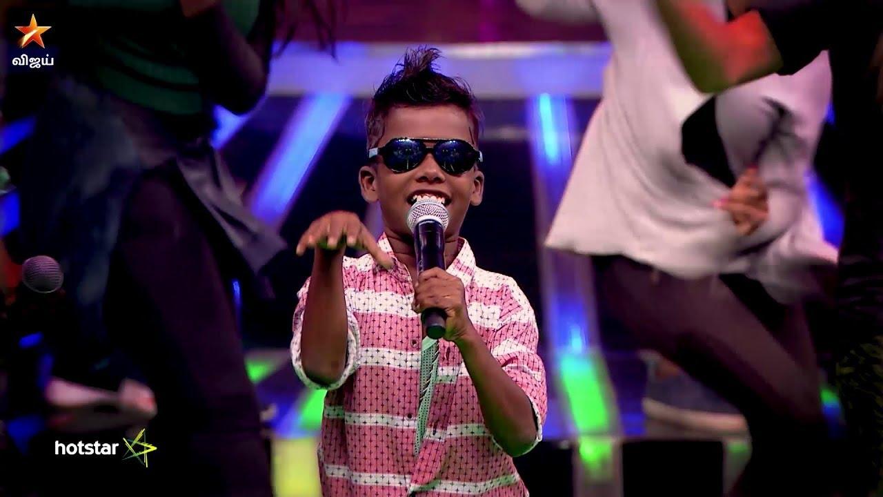 super singer poovaiyar details