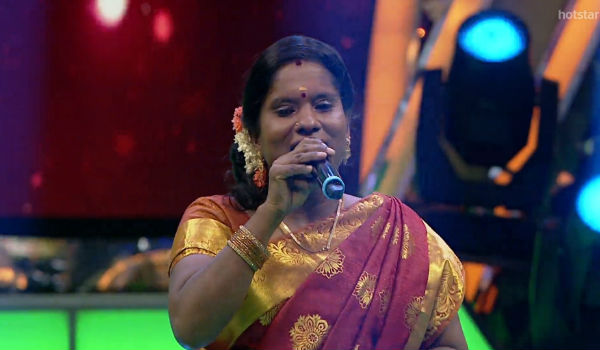 Kannagi super singer 7 vote contestant