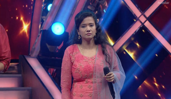 Lakshmi Priya super singer 7 vote contestant