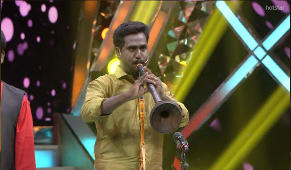 Parthipan super singer 7 vote contestant