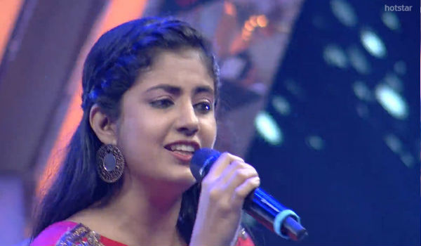 Poornima super singer 7 vote contestant