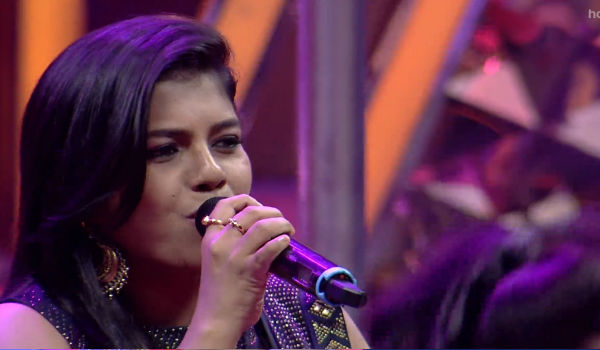 Roshni super singer 7 vote contestant