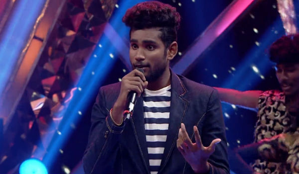 Sam vishal super singer 7 vote contestant