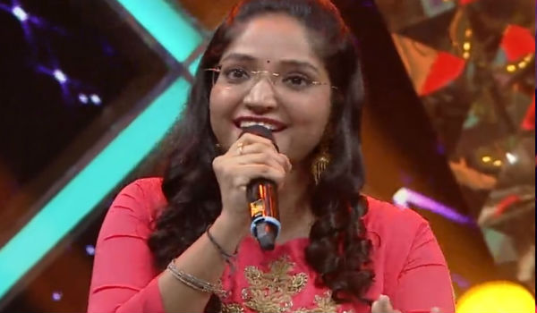 Soujanya super singer 7 vote contestant