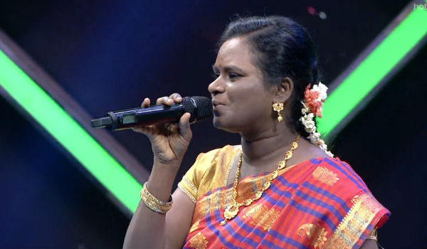 Suganthi super singer 7 vote contestant