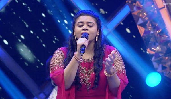 poonya super singer 7 vote contestant