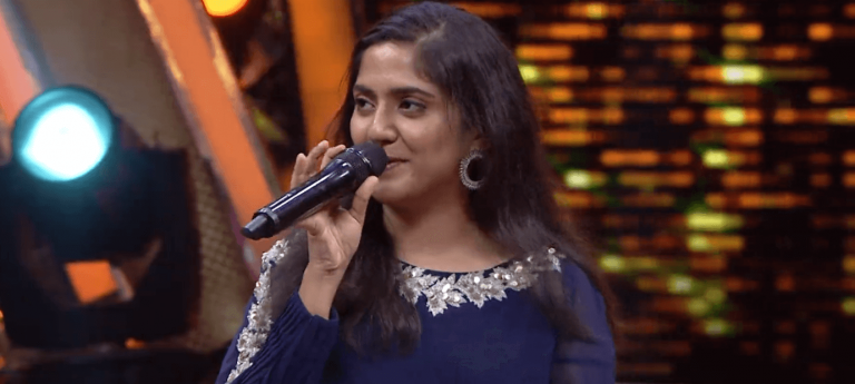Sahana super singer vote contestant details, profile
