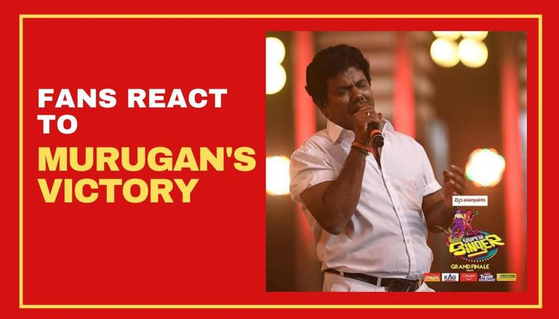 Super singer 7 winner murugan