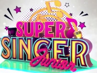 Super Singer Vote Season 7 Junior Logo