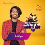 Super Singer Vote for Adithya