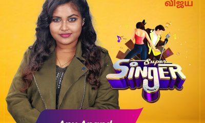 Anu Anand Super singer Season 8 2021
