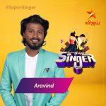 Super Singer Vote for Aravind