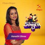 Super Singer Vote for Vanathi Shree
